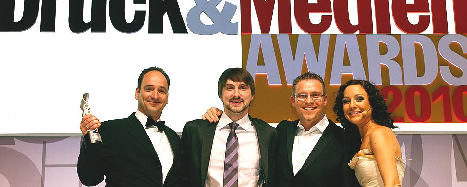 Druck & Medien Awards 2010