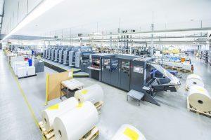 Offsetdruck, Siebdruck & Digitaldruck - Druckerei VOGT