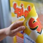 lightstick® Schaufenster und Point of Sale Aufkleber drucken