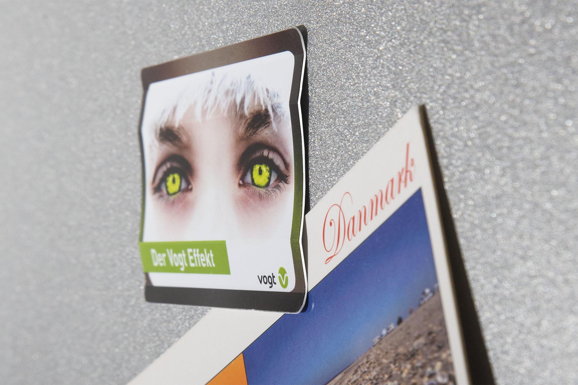 NoteCard Postkartenhalter als Werbemittel drucken