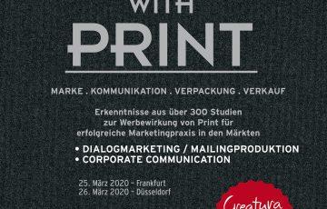 Creatura Workshops 2020