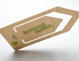 Besondere Materialien und individuelle Produkte von Vogt
