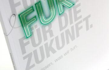 Vogt Imagedrucke Cover ZDH Effektlack & Silberfolienkaschierung