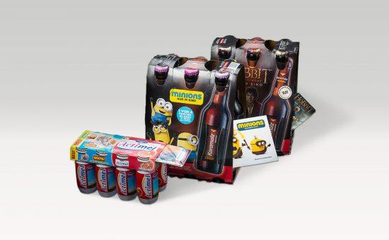 In-Pack-Promotion von Vogt