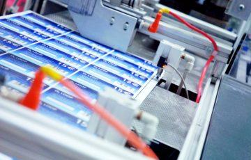 Karten Produktion Card Factory